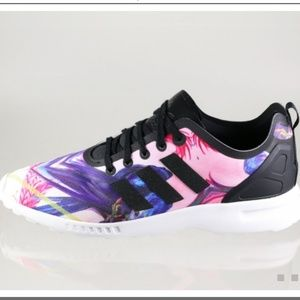 e0f80da67c46a Women s Adidas Zx Flux Pink on Poshmark